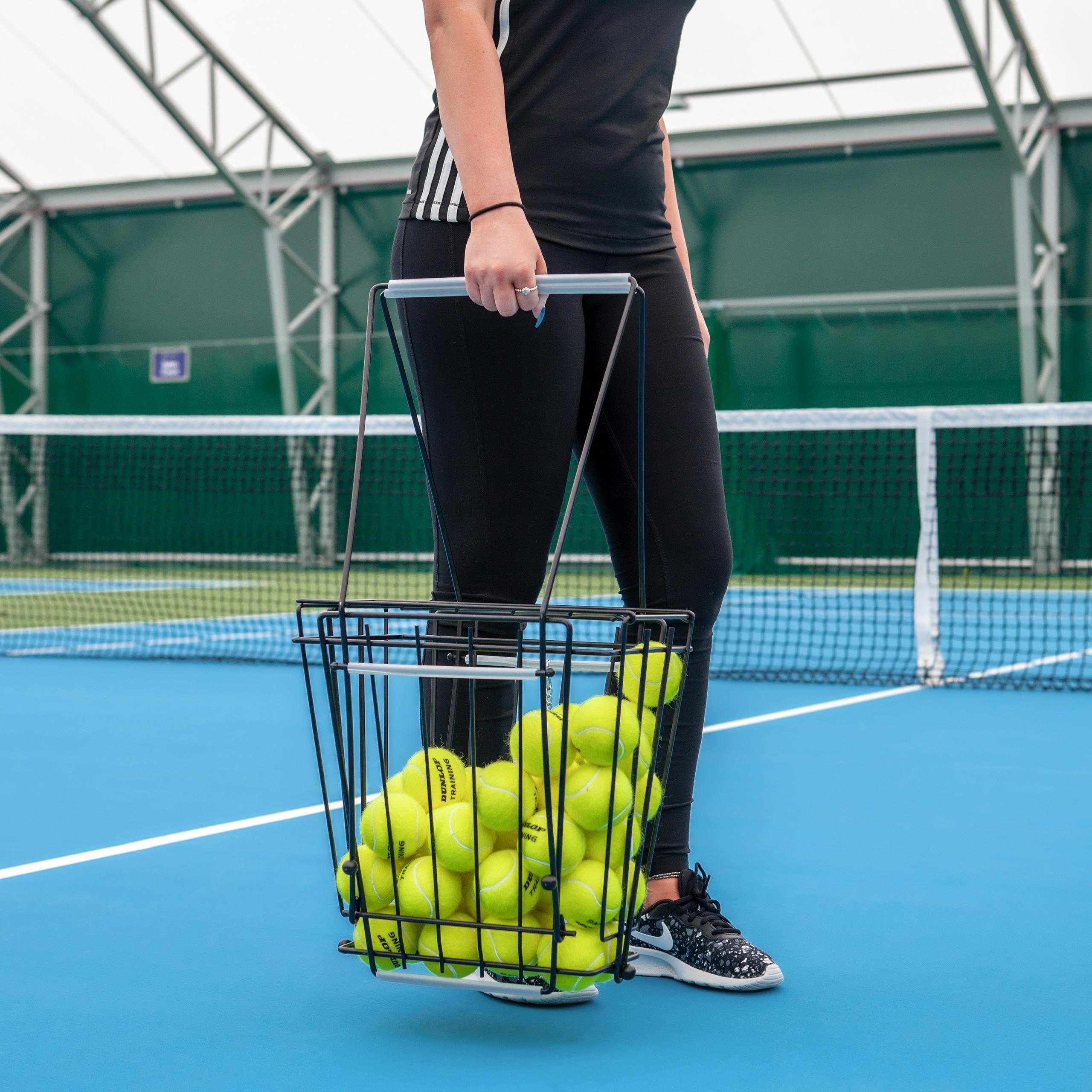 Tennis Ball Hopper / Basket Combo