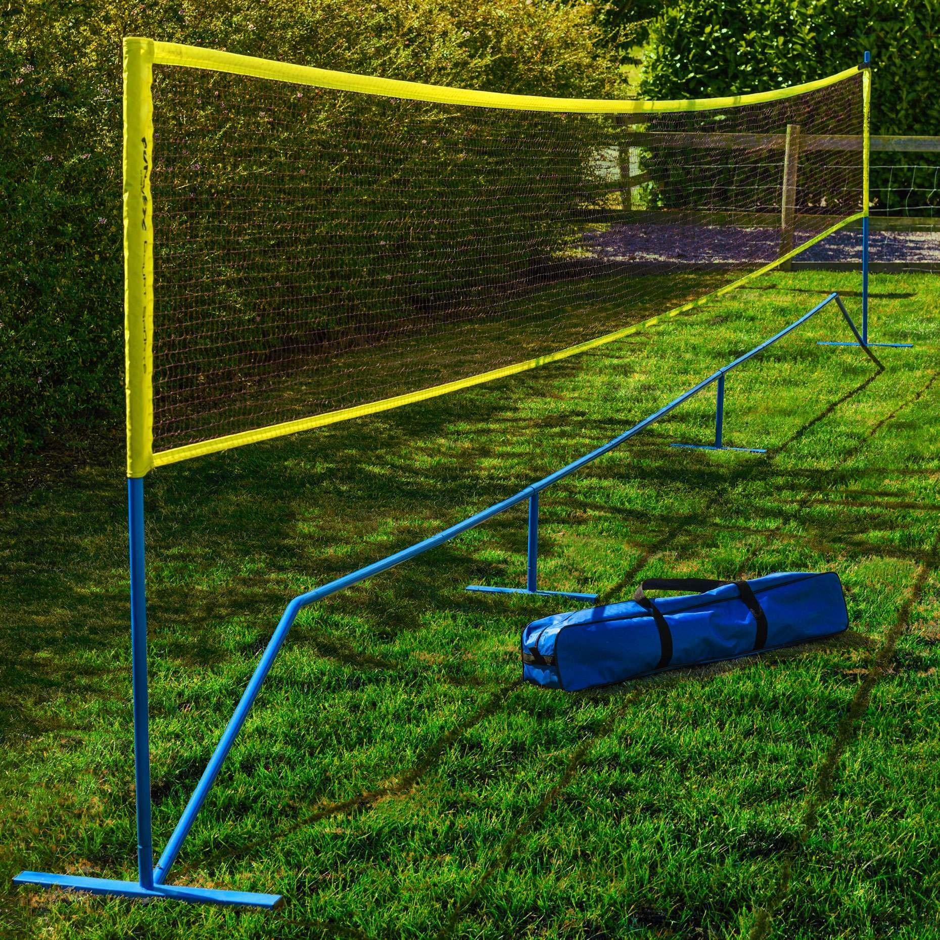 Procourt Mini Tennis & Badminton Combi Net & Posts