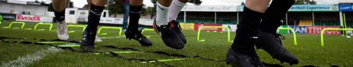 Football Equipment – From Goals to Footballs
